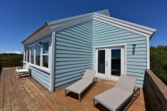 Wraparound Deck with Loungers